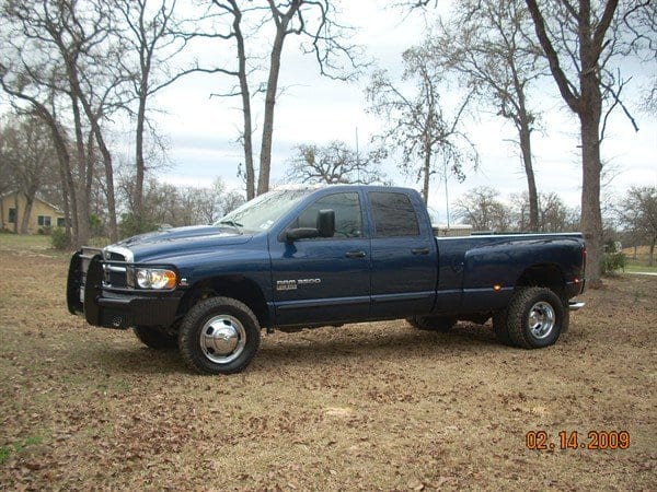 2005 Dodge Truck After